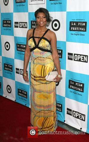 Taraji Henson 2008 Los Angeles Film Festival Awards Ceremony at the Billy Wilder Theater at the Hammer Museum Westwood, California...