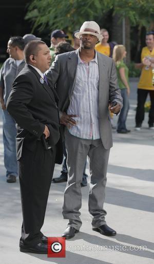 Damon Wayans Arrivals at the LA Lakers v Boston Celtics game 5 at the Staples Center Los Angeles, California -...