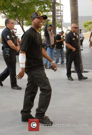 Ja Rule Celebrities at the NBA Finals Game 4 between Boston Celtics and Los Angeles Lakers Los Angeles, California -...