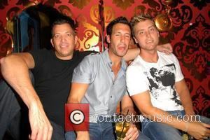 Lance Bass and Friends