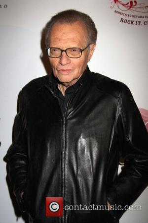 Larry King, Cnn and The Cure