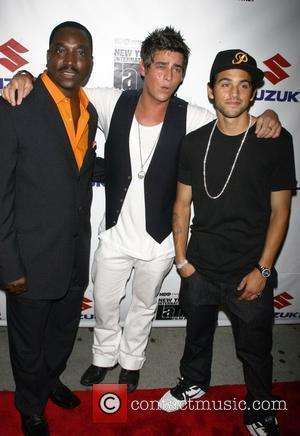 Clifton Powell and Paul Rodriguez