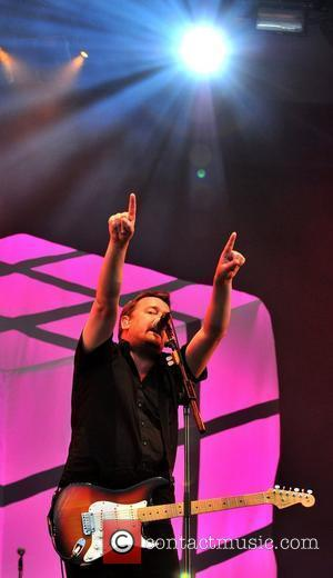 Elbow's Joy At Album Award Triumph