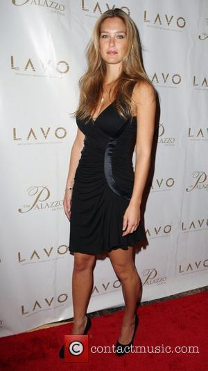 Bar Refaeli Grand opening of Lavo Restaurant and Nightclub at the Palazzo - arrivals Las Vegas, Nevada - 13.09.08