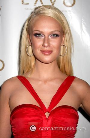 CariDee English Grand opening of Lavo Restaurant and Nightclub at the Palazzo - arrivals Las Vegas, Nevada - 13.09.08