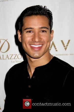 Mario Lopez Grand opening of Lavo Restaurant and Nightclub at the Palazzo - arrivals Las Vegas, Nevada - 13.09.08
