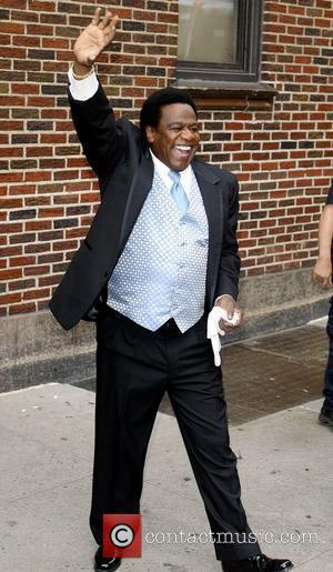 Singer Al Green outside the Ed Sullivan Theatre for ' 'Late Show With David Letterman' show New York City, USA...
