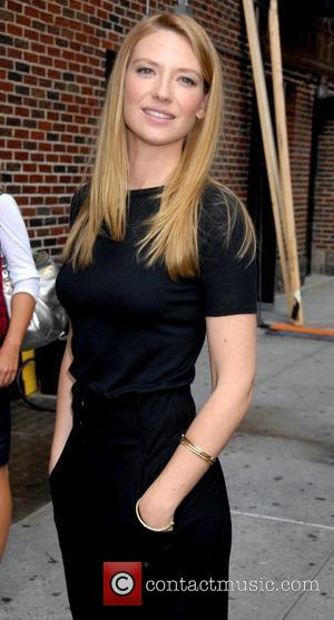 Anna Torv outside the Ed Sullivan Theater for the 'Late Show With David Letterman' New York City, USA - 02.09.08