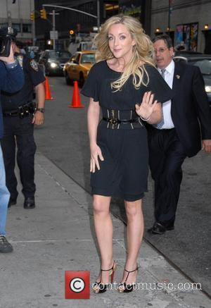 Jane Krakowski outside the Ed Sullivan Theatre for the 'Late Show With David Letterman' New York City, USA - 18.06.08