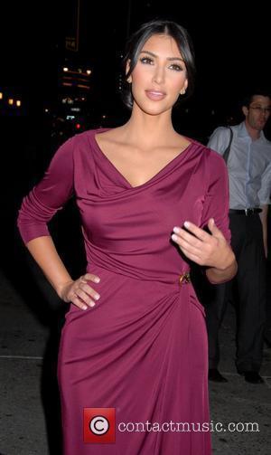 Kim Kardashian, CBS and David Letterman