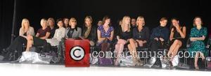 Michelle Collins, Emilia Fox, Jenny Falconer and Katie Leung