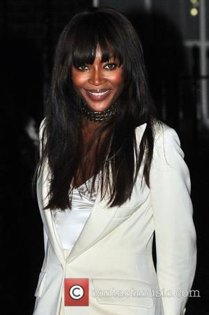 Naomi Campbell Sarah Brown hosts a fashion industry event on the 25th anniversary of the London Fashion Week held at...