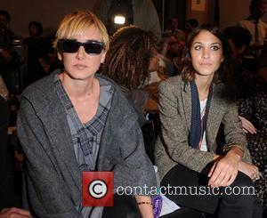 Kimberly Stewart and Alexa Chung