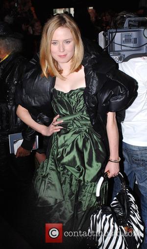 Roisin Murphy  London Fashion Week - Spring/Summer 2009 - Jaeger - Front Row Held at BFC Tent, Natural History...