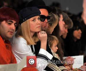 Roisin Murphy London Fashion Week - Spring/Summer 2009 - Ossie Clark - catwalk show held at BFC Tent, Natural History...