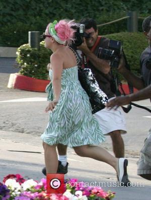 Lily Allen and Police