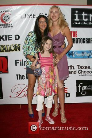 Danielle Agnello, Kristanna Loken and Saige Ryan Campbell New York International Independent Film and Video Festival screening of 'Lime Salted...