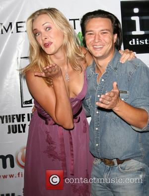 Kristanna Loken and guest New York International Independent Film and Video Festival screening of 'Lime Salted Love' at the Laemmle...