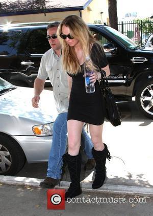 Lindsay Lohan Arrested On Drink-drive Suspicion