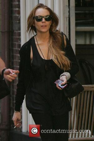 Lindsay Lohan and The Streets