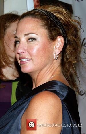 Jill Goodacre The World Premiere of the Lifetime TV film 'Living Proof' at the Paris Theatre New York City, USA...