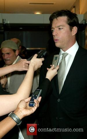 Phillip Bloch, Harry Connick and Jr.