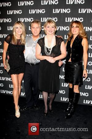 Cheryl Baker and Bucks Fizz Living TV 15th birthday party London, England - 03.09.08