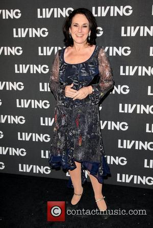 Lesley Joseph Living TV 15th birthday party London, England - 03.09.08