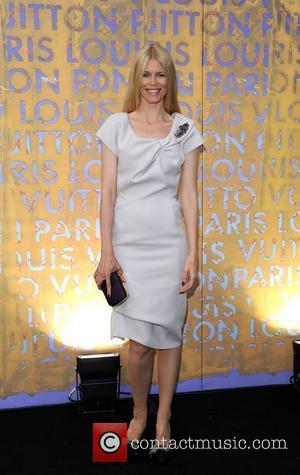 Claudia Schiffer Louis Vuitton hosts a dinner for Richard Prince held at the Serpentine Gallery - Arrivals London, England -...