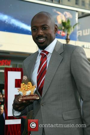 Romany Malco Premiere of 'Love Guru' held at the Grauman's Chinese Theater - Arrivals Los Angeles, California - 11.06.08