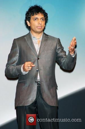 M. Night Shyamalan  announces he will direct the movie 'Avatar: The Last Air Bender' at the '2008 Licensing International...