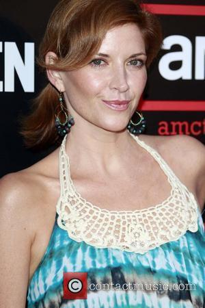 Melinda McGraw Second Season Mad Men 2008 premiere held at the Egyptian Theatre Los Angeles, California - 21.07.08