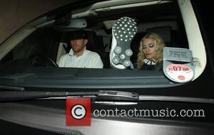 Madonna + Ritchie's 2003 Separation