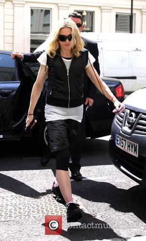 Madonna Invites Timberlake Back To The Studio