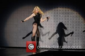 Madonna Wows Wembley Crowd