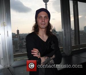 Ville Valo (HIM) Reception before the Madonna concert (Sticky & Sweet Tour 2008) at Weekend club Berlin, Germany - 28.08.08
