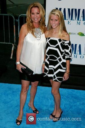 Kathie Lee Gifford and Cassidy Erin Gifford The New York Premiere of 'Mamma Mia!' at the Ziegfeld Theatre New York...