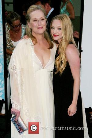Meryl Streep and Amanda Seyfreid