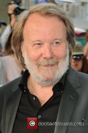 Benny Andersson of Abba 'Mamma Mia' UK premiere - arrivals held at Odeon Leicester Square London, England - 30.06.08