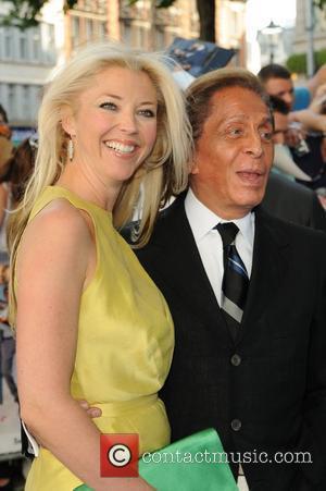 Tamara Beckwith and Valentino