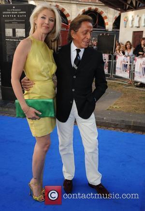 Tamara Beckwith and Valentino Garavani