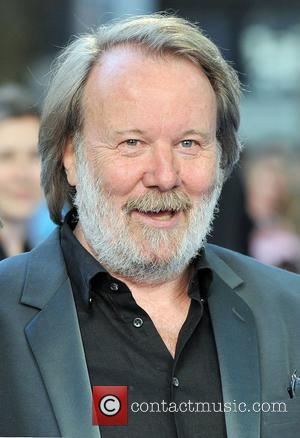 Benny Andersson World Premiere of Mamma Mia! held at the Odeon Leicester Square - Arrivals London, England - 30.06.08