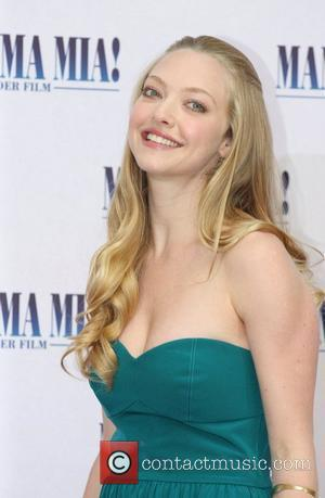 Amanda Seyfried, Mamma Mia Photocall