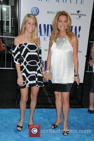 Kathie Lee Gifford and Cassidy Erin Gifford