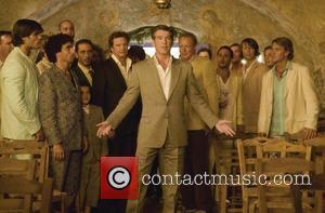 Colin Firth and Pierce Brosnan