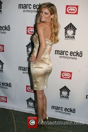 Marisa Miller Marc Ecko Enterprises 'All in for Tikva' casino event at Cipriani New York City, USA - 12.08.08