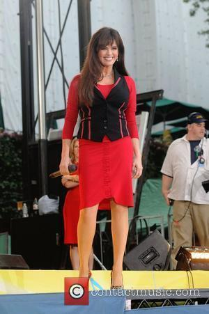 Marie Osmond performs live for 'Good Morning America's Summer Concert Series' in Bryant Park New York City, USA - 15.08.08