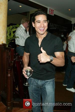 Mario Lopez Plans Workout Video