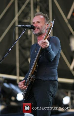Outrage Over Sting's Private Jet