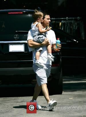 Mark Wahlberg and Son Mike Wahlberg